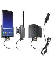 Brodit držák do auta na Samsung Galaxy S8+ bez pouzdra, s nabíjením z cig. zapalovače/USB