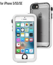 Catalyst vodotěsné pouzdro pro iPhone 5/5S/SE, bílá