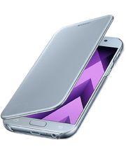 Samsung flipové pouzdro ClearView EF-ZA520CLE pro Galaxy A5 2017, modrá